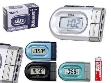 30dc83f17523 DQ-543 Despertador Digital Casio