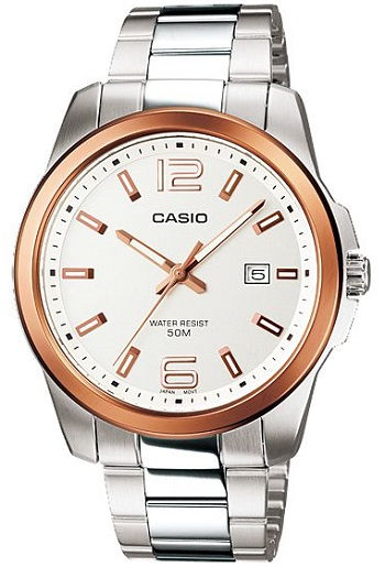 68aaefb571d9 MTP-1296 Relojes Casio Analógico Caballero