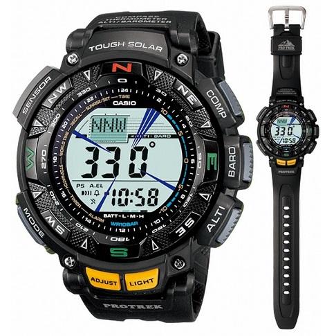 Reloj Casio Pro Trek PRG-240-1ER