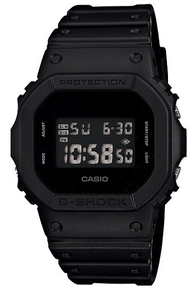 bee0c15bf6d Reloj Casio G-Shock DW-5600BB-1ER