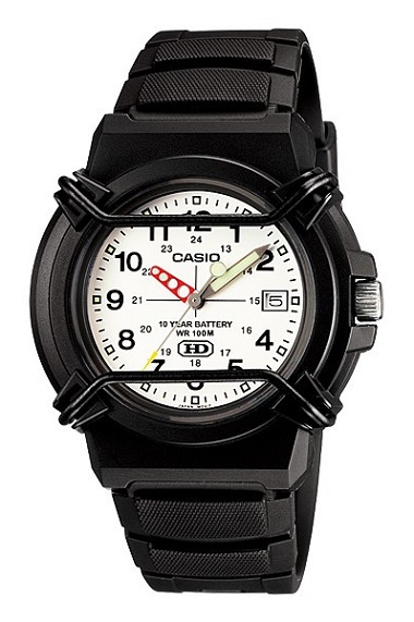 Hda Casio 600b Relojes Analógico CaballeroBaroli 7bvef Garantía AL34R5cjq