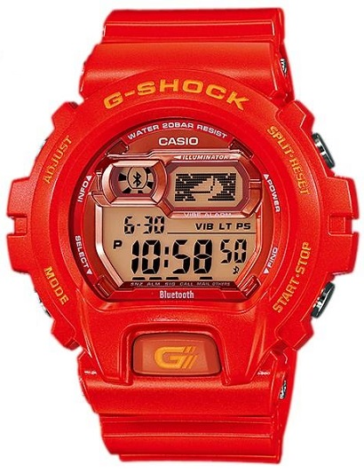 41938128f468 GB-X6900B-4ER Relojes Casio G-Shock Bluetooth