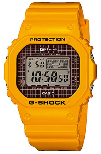 738fbf9af5a5 GB-5600B Relojes Casio G-Shock Bluetooth