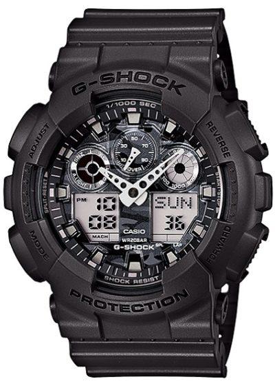 Reloj Casio G-Shock Camuflaje GA-100CF-8AER