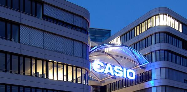 Casio Logistikzentrum Norderstedt