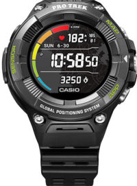 WSD-F21HR-BKAGE Smartwatch Casio Pro Trek