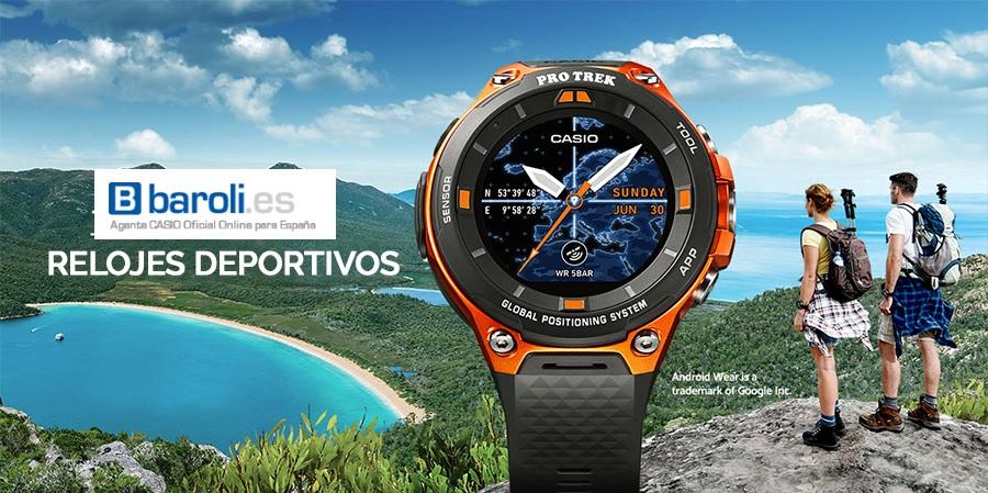 62dc3d7a1fb5 Los relojes deportivos Casio
