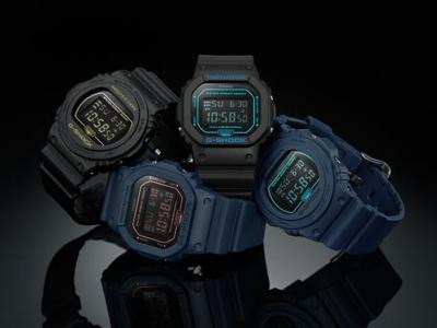 dw-5700bbm G-Shock Origin