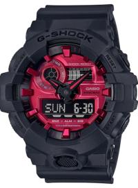 GA-700AR-1AER G-Shock Red Adrenalin