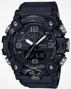 Reloj Casio G-Shock Mudmaster Carbon Cuore Guard GG-B100-1BER