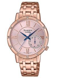 she-3046pg-4auer Casio Sheen