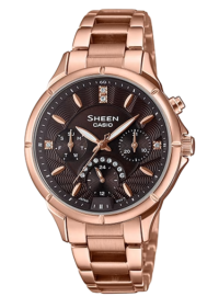 she-3047pg-5auer Casio Sheen