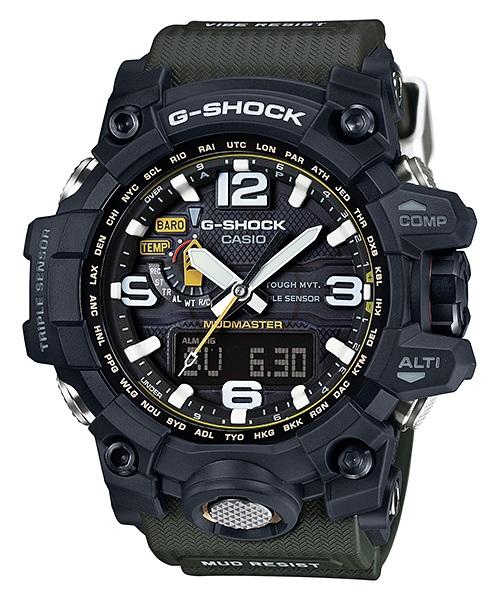 db8275578147 Reloj Casio G-Shock Mudmaster GWG-1000-1A3ER