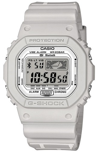 880118a8168f GB-5600B-K8ER Relojes Casio G-Shock Bluetooth