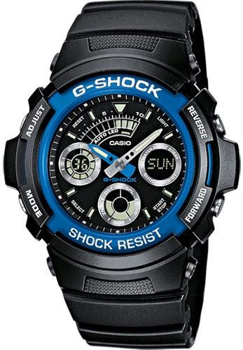 Reloj Casio G-Shock AW-591-2AER