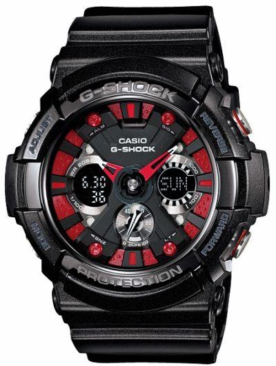 Reloj Casio G-Shock GA-200SH-1AER