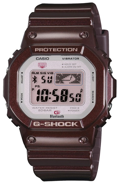 cf3dbe8cee0e GB-5600AA Relojes Casio G-Shock Bluetooth