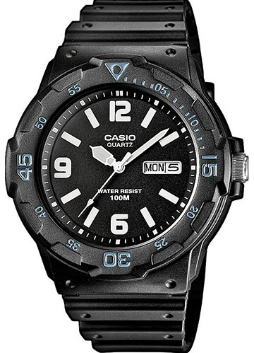8662e09c03c MRW-200H Relojes Casio Analógico-Caballero