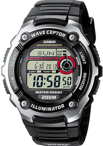 e444fa38e545 WV-200E Relojes Casio Wave Ceptor