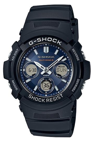 Reloj Casio G-Shock AWG-M100SB-2AER