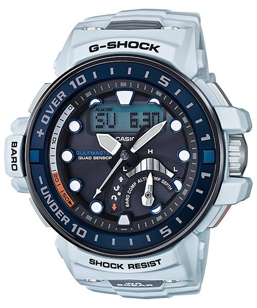 b0eb8bcf1202 GWN-Q1000-7AER Reloj Casio G-Shock Gulfmaster