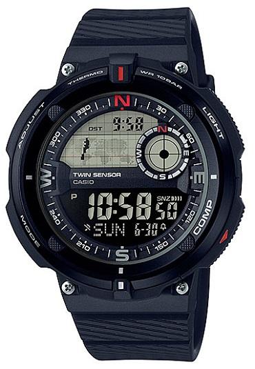 Reloj Casio Pro Trek SGW-600H-1BER