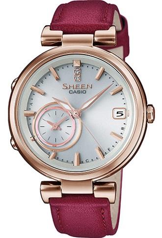 c837dfac1172 SHB-100CGL-7AER Relojes Casio Sheen