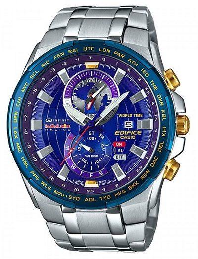 f3b4ffaa3428 EFR-550RB-2AER Relojes Casio Edifice