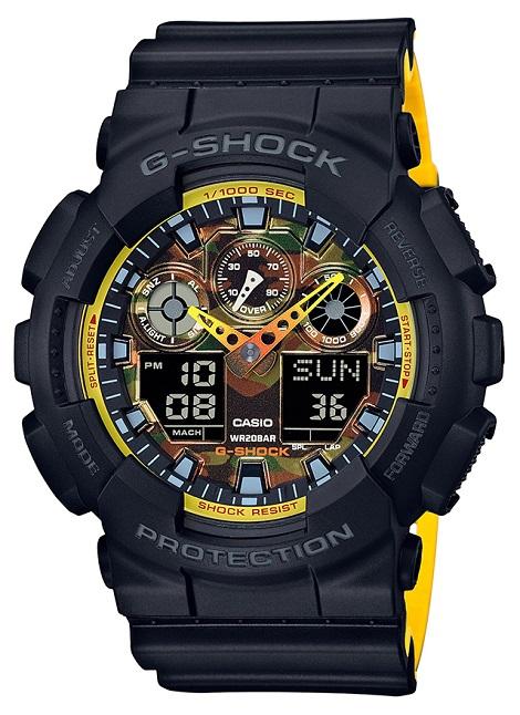 ShockBaroli Relojes Años G 100by De 1aer 5 Ga Garantía Casio VGjSUMLqzp