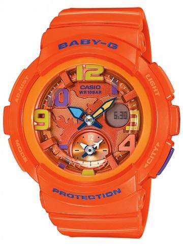 Reloj Casio Baby-G Reloj BGA-190-4BER