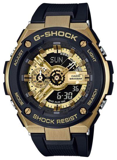 Reloj Casio G-Shock G-Steel GST-400G-1A9ER