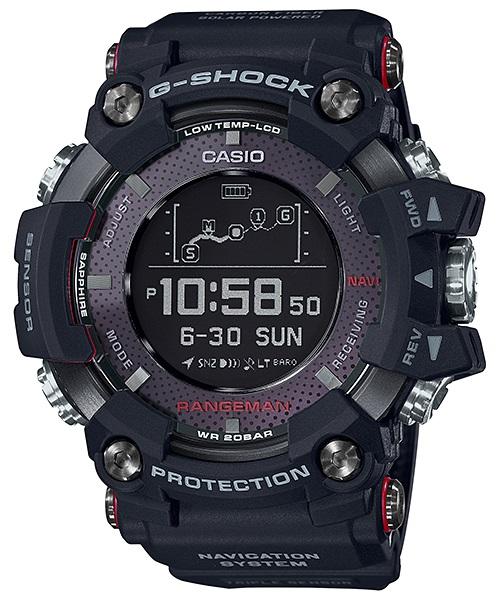 ad306b7b4426 Reloj Casio G-Shock Rangeman GPR-B1000-1ER
