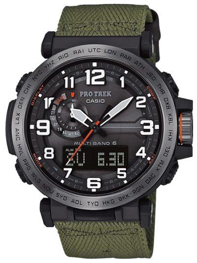 Reloj Casio Pro Trek PRW-6600YB-3ER
