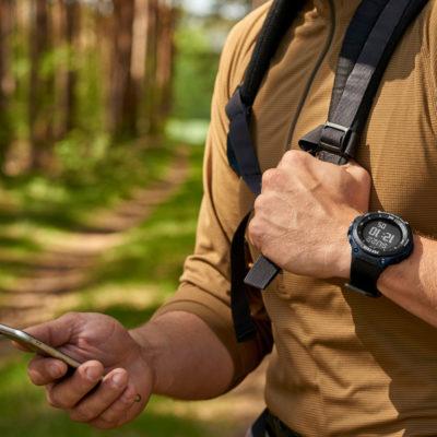 e8c922cacb04 Reloj Casio Pro Trek Pro-Trek Smart WSD-F20A-GNBAE · Reloj ...