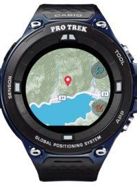 Reloj Casio Pro Trek Pro-Trek Smart WSD-F20A-BUAAE