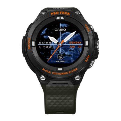 ec1e995729d5 ... Reloj Casio Pro Trek Pro-Trek Smart WSD-F20A-GNBAE ...