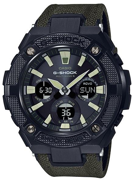 63992e2f63b7 Reloj Casio G-Shock G-Steel GST-W130BC-1A3ER