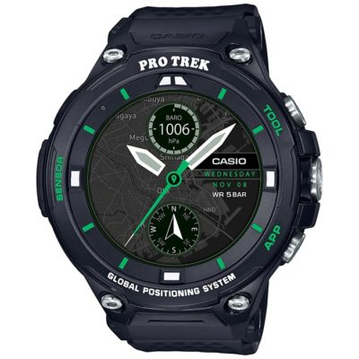 Reloj Casio Pro Trek Pro-Trek Smart WSD-F20X-BKAAE