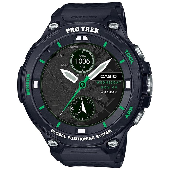 1bdbb01df99e Reloj Casio Pro Trek Pro-Trek Smart WSD-F20X-BKAAE