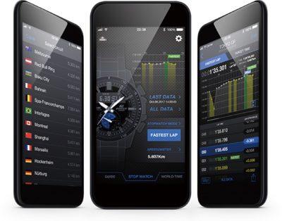 Reloj Casio Edifice Bluetooth ECB-800