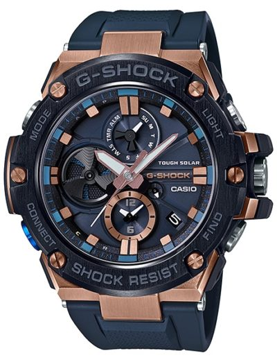 Reloj Casio G-Shock G-Steel Bluetooth GST-B100G-2AER