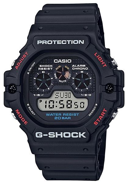 079c7e84e786 DW-5900-1ER Relojes Casio G-Shock