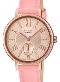 SHE-3066PGL-4AUEF Reloj Casio Sheen