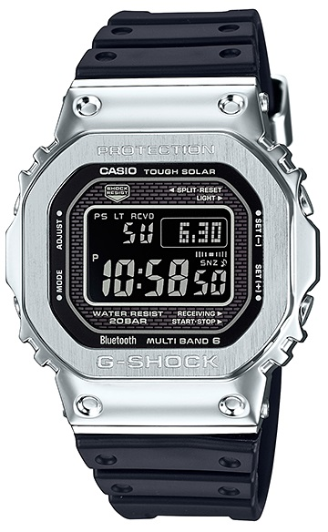 Reloj Casio G-Shock Tough Profesional GMW-B5000-1ER