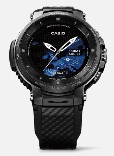 Reloj Casio Pro-Trek Smart WSD-F30-BKAAE