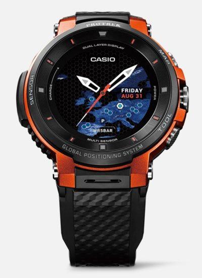 Reloj Casio Pro-Trek Smart WSD-F30-RGBAE