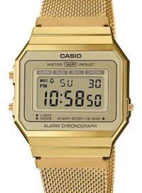 Reloj Casio Retro Vintage A700WEMG-9AEF