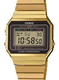Reloj Casio Retro Vintage A700WEG-9AEF