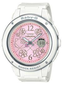 Reloj Casio Baby-G Edición Limitada Hello Kitty BGA-150KT-7BER