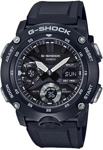 Reloj Casio G-Shock GA-2000S-1AER